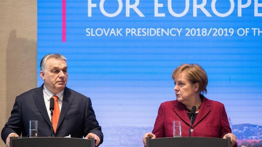 Alemania, Hungría, Polonia, República Checa y Eslovaquia anuncian un plan para Marruecos