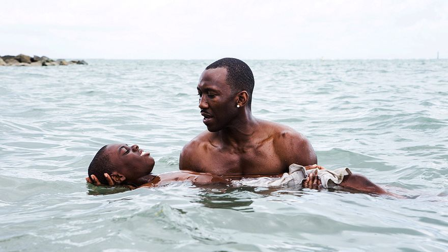 Escena de 'Moonlight', de Barry Jenkins