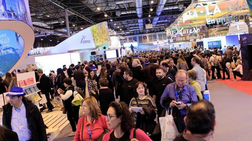 Fitur 2018 cierra con el récord de 251.000 visitantes, un 2,5 % más