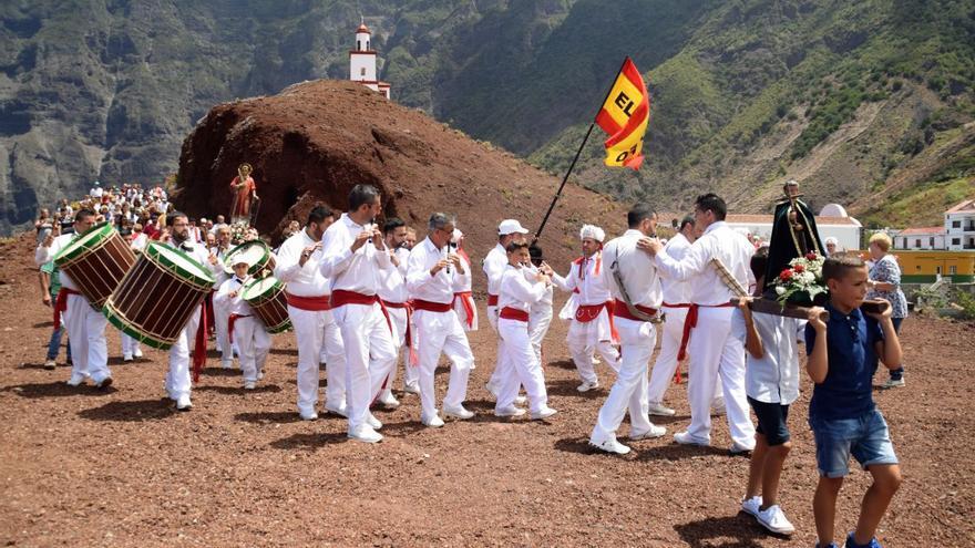 La fiestas de San Lorenzo gozan de gran arraigo en el municipio.