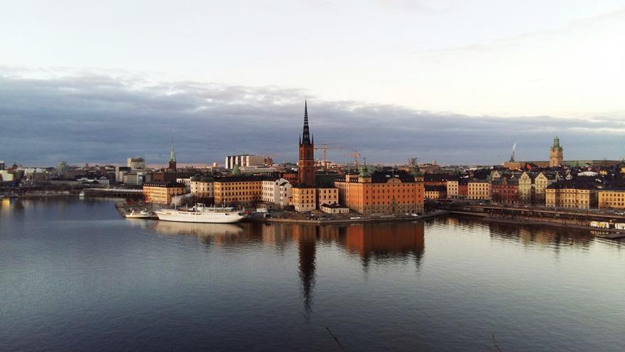 Puerto de Estocolmo.