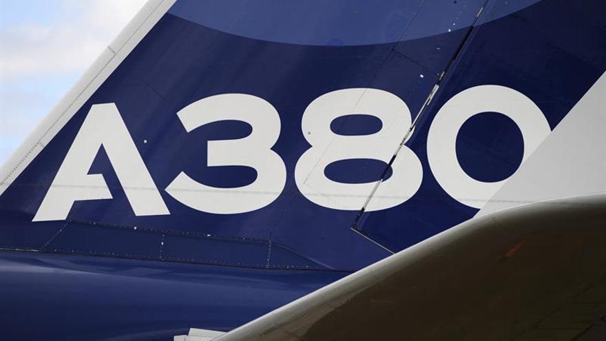 El fin del A380 de Airbus afectará a entre 400 y 500 empleados en España
