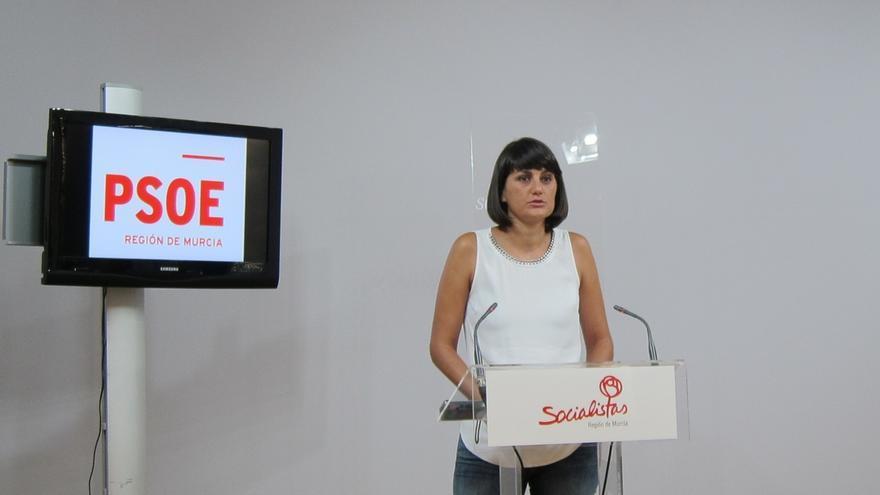"""González Veracruz (PSOE) interpreta en los datos del CIS que """"la única alternativa al PP es el nuevo PSOE de Sánchez"""""""