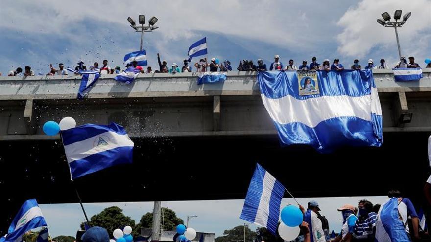 """Unidad opositora pide al G20 ejercer las """"acciones necesarias"""" por Nicaragua"""