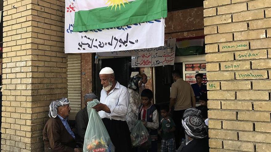 Bagdad pide a la Fiscalía que persiga a todos los funcionarios del referéndum