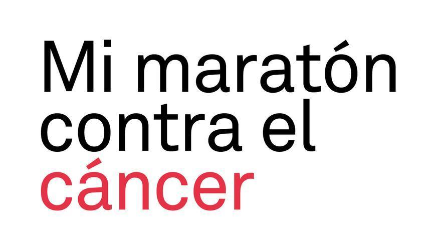 Portada de 'Mi maratón contra el cáncer'