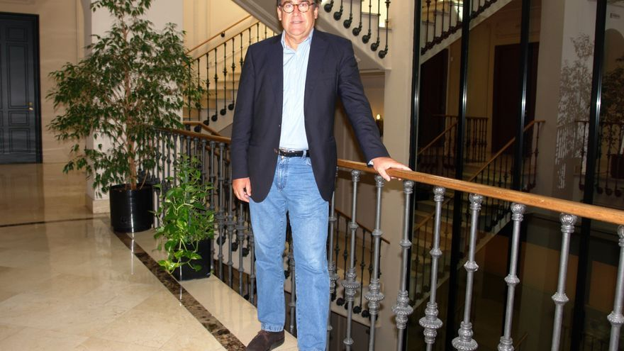 El economista Juan Torres.