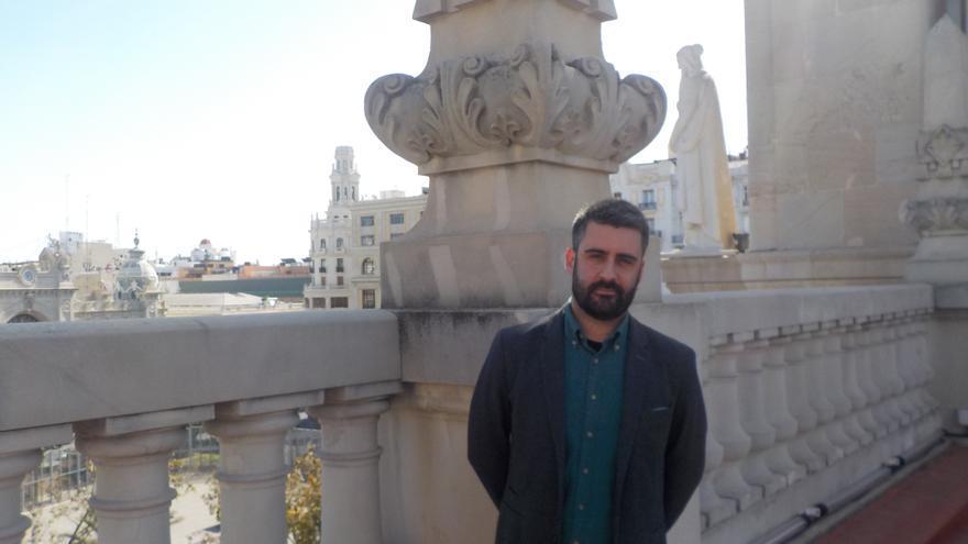 El concejal de Cultura Festiva, Pere Fuset
