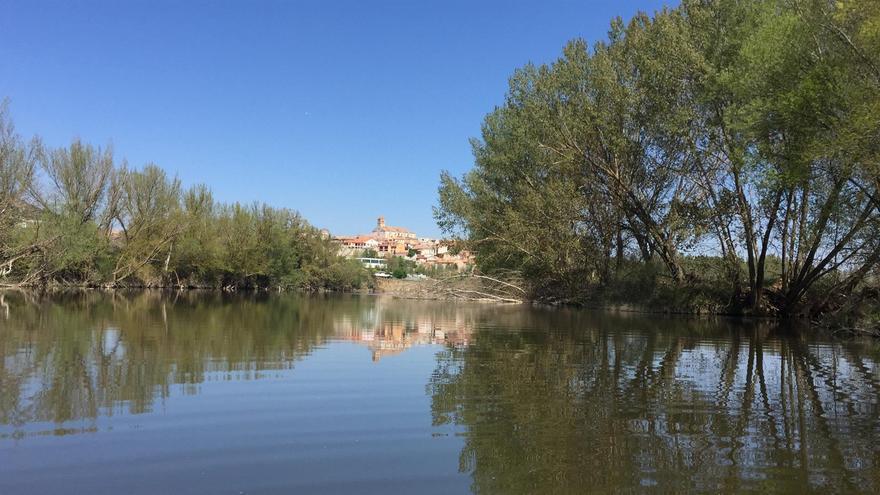 Descenso fluvial en Valladolid