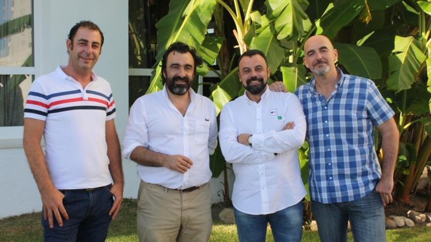 Emprendedores de Sevilla, Cádiz y Huelva crean una aplicación para mejorar la seguridad y transparencia alimentaria