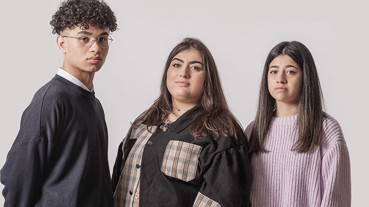 Imagen de la campaña 'Non nos xulgues' que lanzó la organización Igaxes para combatir los prejuicios a los que se enfrentan los menores tutelados