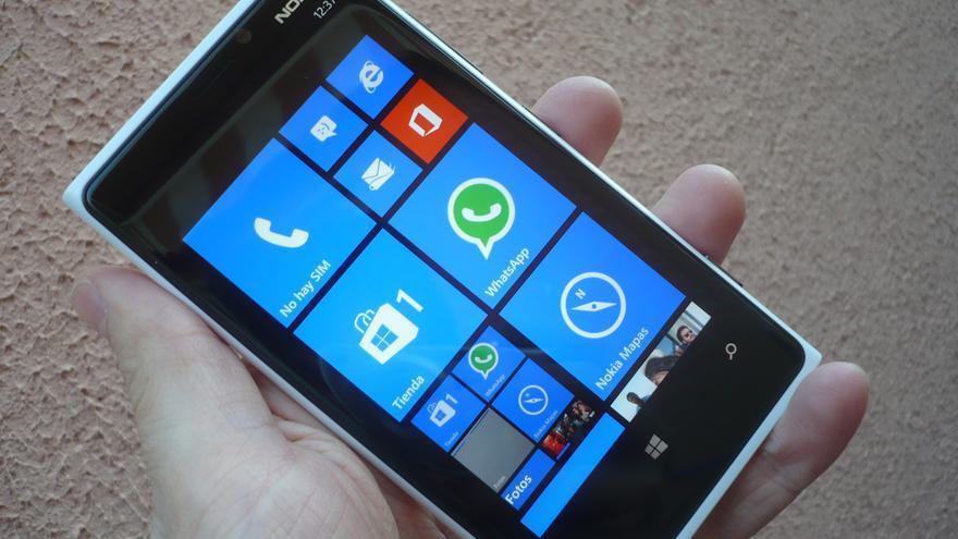Funciona con el sistema operativo Windows Phone 8