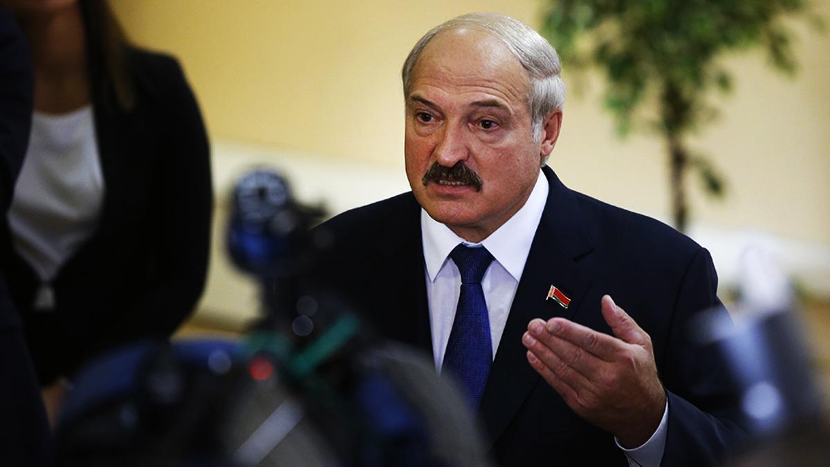 Alexander Lukashenko, dirigente de Bielorrusia, en una imagen de 2020.jpg