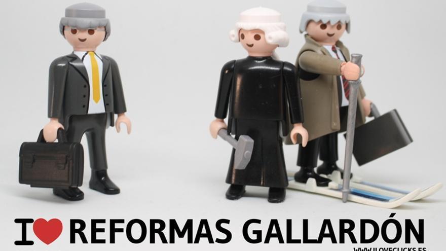 I love reformas Gallardón