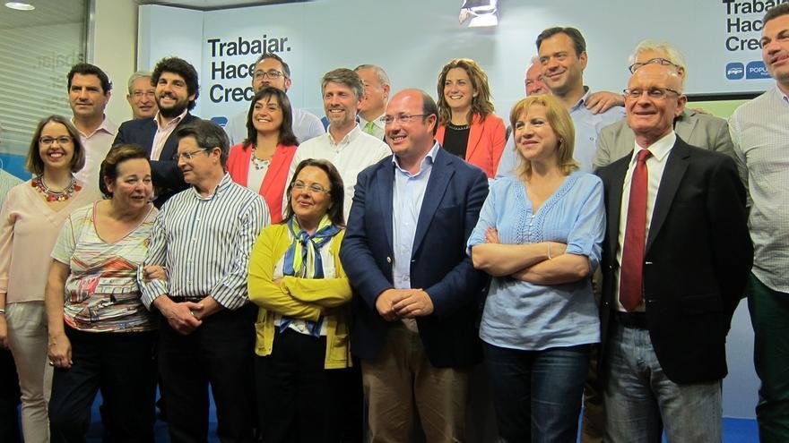 """Candidato del PP en Murcia no descarta nada al pactar pero prevé otras elecciones """"si no hay altura de miras"""""""