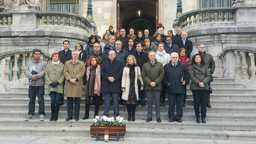 El Ayuntamiento de Bilbao muestra su repulsa a los atentados de Jordania, Yemen y Turquía