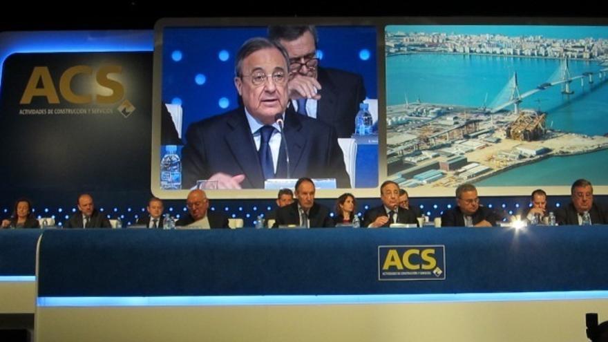 ACS se dispara un 8% en Bolsa tras cerrar el pacto con Atlantia para tomar Abertis