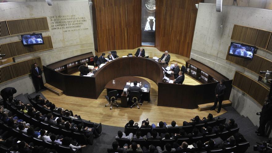 El Tribunal mexicano descarta anular el triunfo de Peña Nieto en la elección presidencial