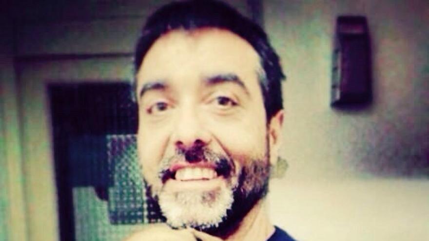 Antonio supo que la Comunidad de Madrid le había denegado el tratamiento al ver un 'No' en el ordenador de su doctor.