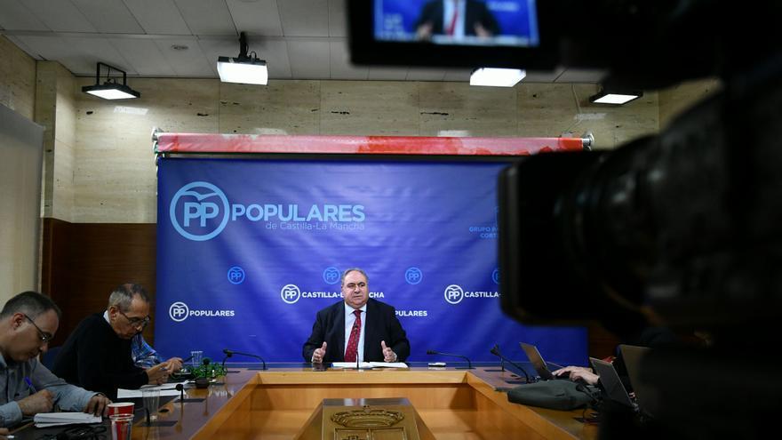 Vicente Tirado, secretario general del PPCLM