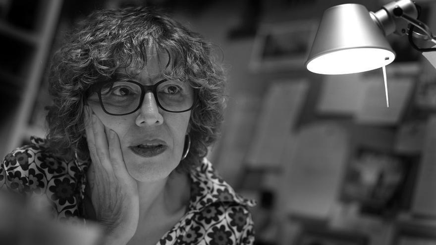 L'escriptora valenciana Raquel Ricart