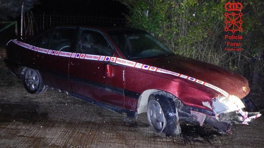La Policía foral investiga a 70 conductores por realizar carreras ilegales en Tajonar