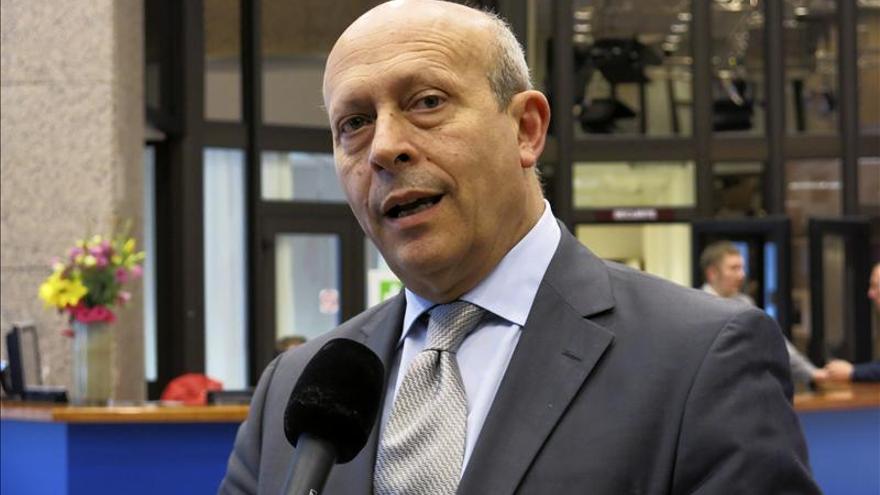 La oposición centrará en Wert y su reforma educativa la sesión de control