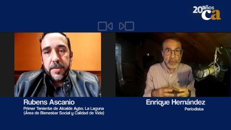 Entrevista a Rubens Ascanio