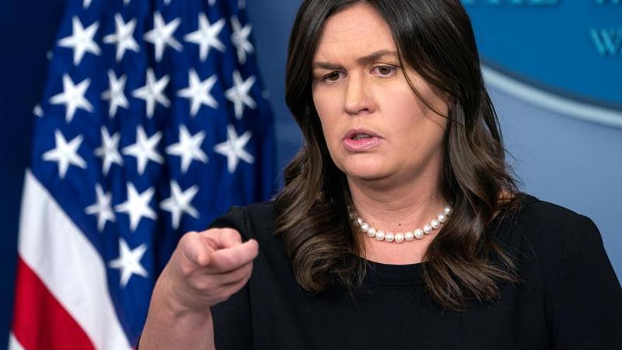 """La Casa Blanca cree que el jefe del Pentágono hizo """"lo correcto"""" al dimitir"""