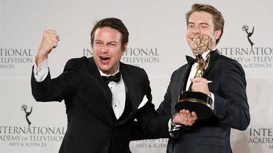Las producciones europeas desbancan a las latinas en los Emmy Internacionales