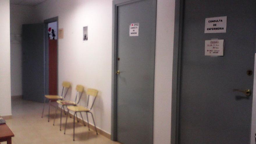 Consultorio médico de Peralta de Calasanz