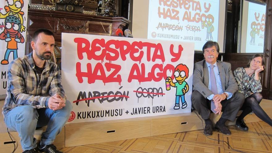 Kukuxumusu y Javier Urra lanzan una campaña para prevenir el acoso escolar y la violencia de género entre los jóvenes