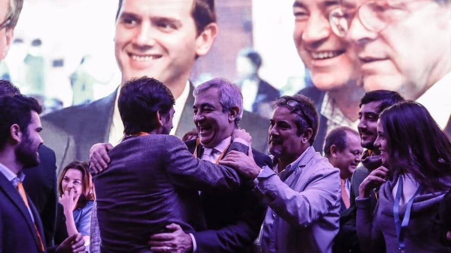 Luis Garicano (C's), elegido vicepresidente del partido de la Alianza de Liberales y Demócratas por Europea
