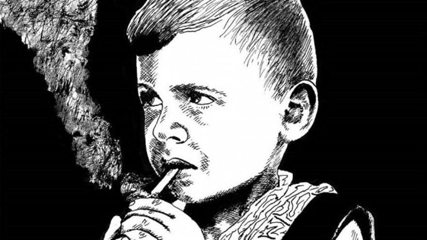 Ilustración de 'Manifiesto incierto', de Frédéric Pajak