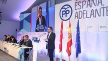 Rajoy refuerza a Asier Antona apartando a Cristina Tavío de los órganos nacionales del PP