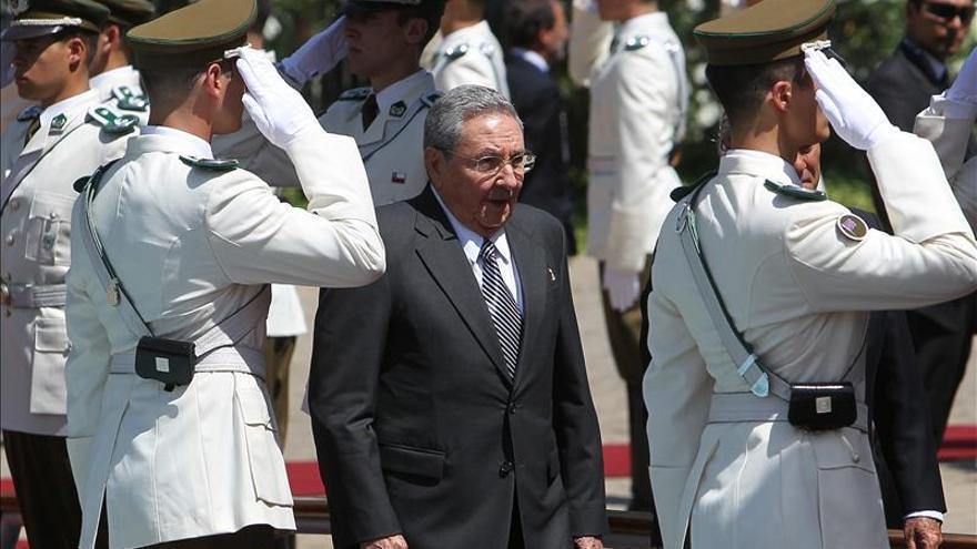 Castro avisa que se podría aplicar la pena de muerte contra narcotraficantes