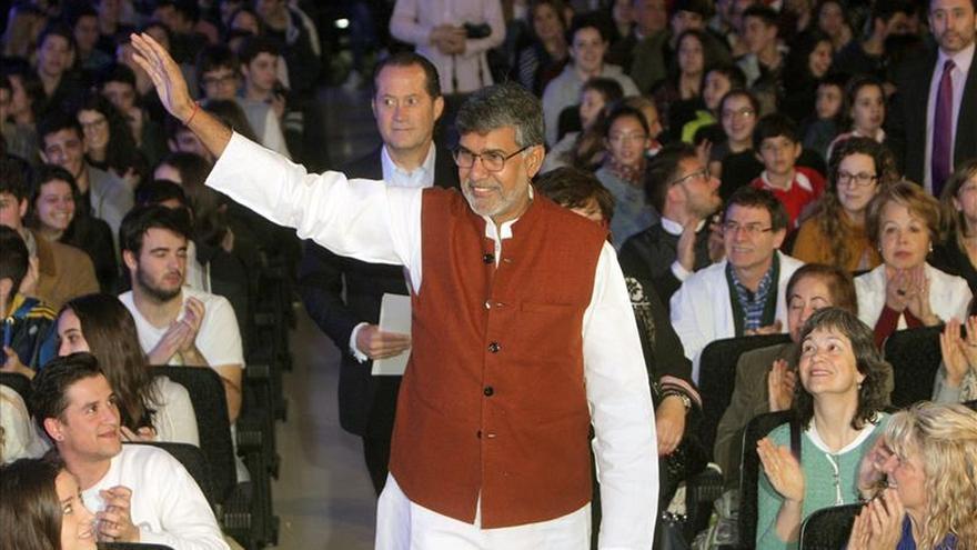 Satyarthi pide a las empresas cerciorarse de que no usan trabajo infantil