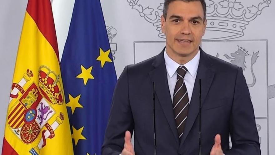 Sánchez apuesta por turismo nacional y abrirá España al extranjero en julio
