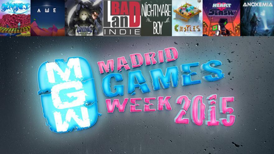 badland games Madrid Games Week MGW
