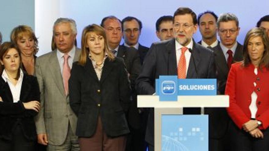 Rajoy da explicaciones tras el estallido del caso Gürtel