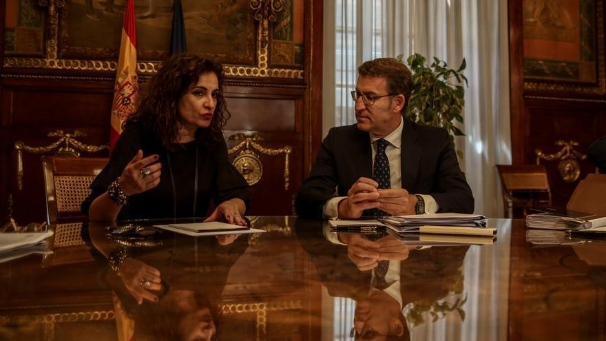 Feijóo advierte al Gobierno de que cualquier traslado de presos de ETA debe contar con el visto bueno del PP