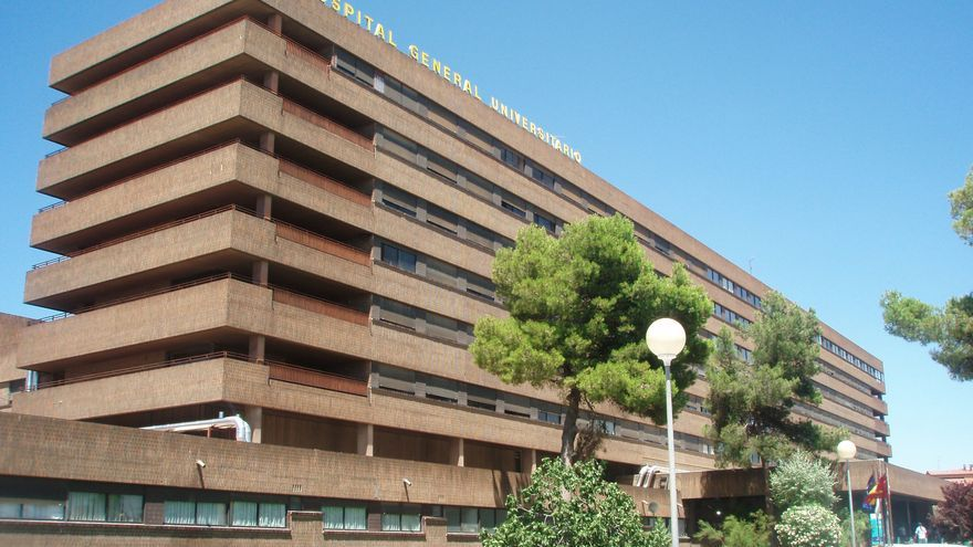 Hospital General Universitario de Albacete / Foto: SESCAM