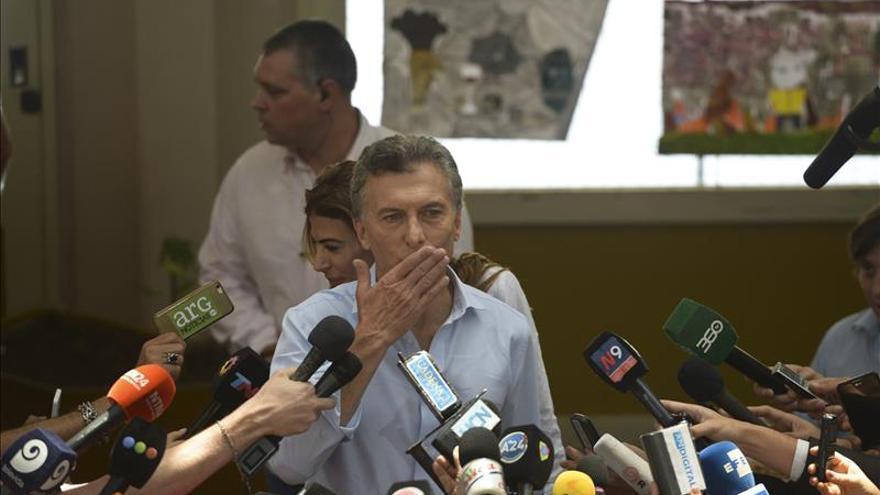 El presidente electo de Argentina pondrá su fortuna en un fideicomiso tras asumir