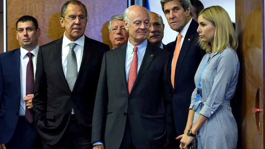 Todas las miradas puestas en un nuevo intento por silenciar las armas en Siria
