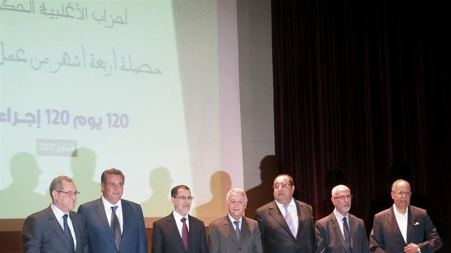 Gobierno marroquí presenta balance a los cuatro meses de su formación