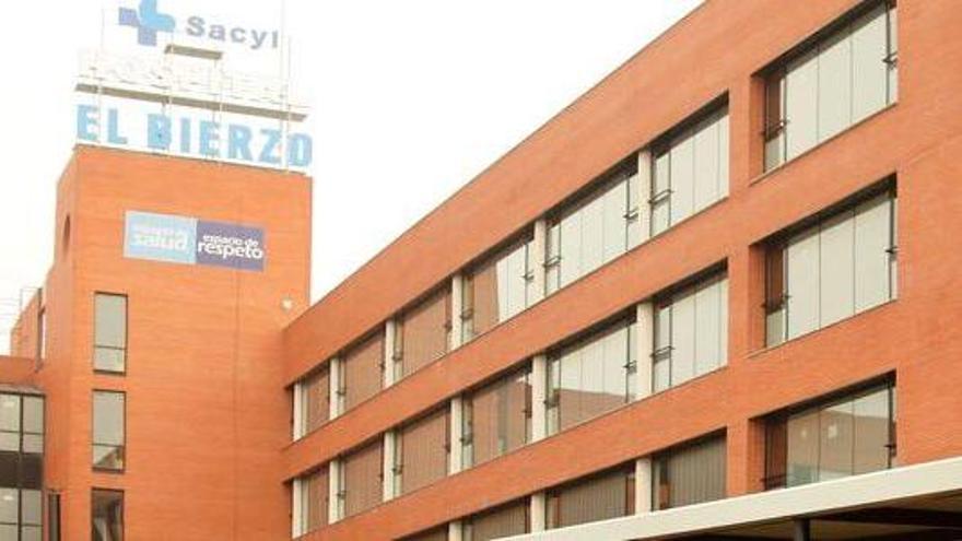 Hospital del Bierzo en el que está ingresado el paciente.