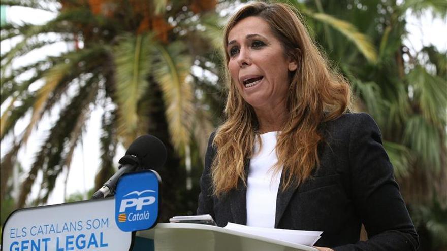 """S.Camacho tilda el 9N de """"pucherazo antidemocrático"""" y pide """"tender puentes"""""""