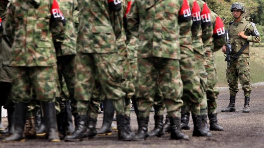 El ELN recuerda la paz en Colombia en medio de la crisis del coronavirus