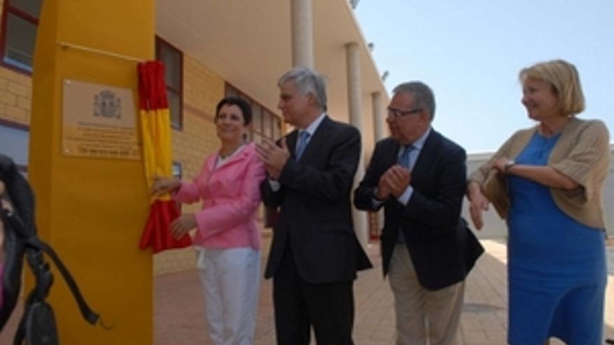 Inauguración del centro Las Palmas II. (ACFI PRESS)