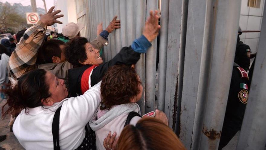 Motín en el penal de Monterrey deja 52 Muertos y 12 heridos, según gobernador